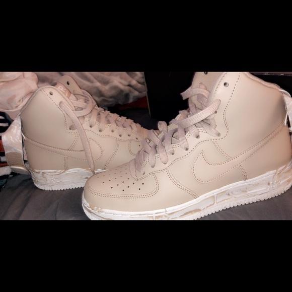 Jordan Shoes Air Force 1 High Top Poshmark